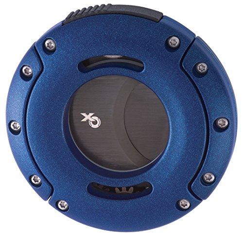 Xikar XO Cutter (Blue w/ Black Blades)