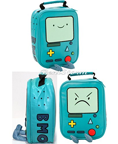 Adventure Time Lunch Box Vinyl BMO Beemo Cooler Bag