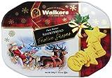 Walkers Shortbread Festive Shapes, 12.3-Ounce Tin