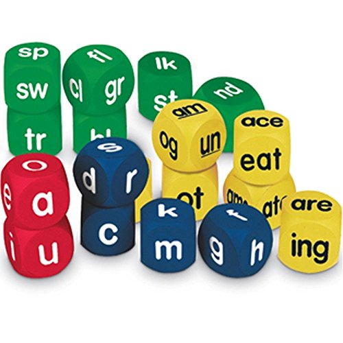 Learning Resources Phonics Cubes Class S - Letter Dice Shopping Results