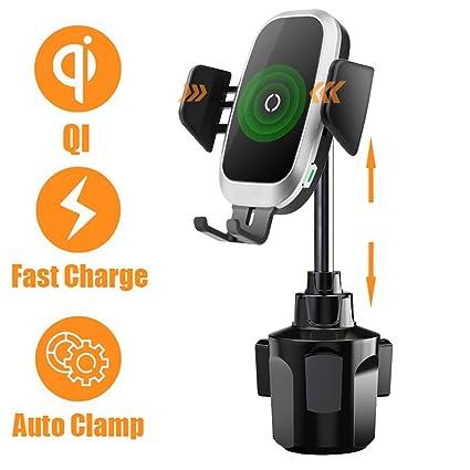Amazon.com: NeotrixQI - Soporte de coche inalámbrico para ...