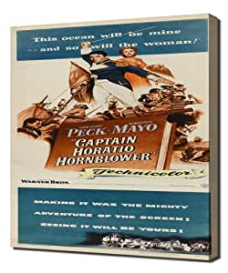 Poster - Captain Horatio Hornblower_23 - Pintura en lienzo