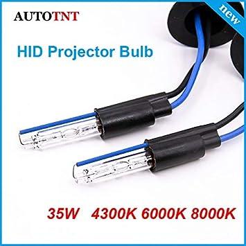 2 bombillas de proyector HID Hc21 Q5 proyectores bixenón 35 W 4300 ...