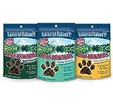 Natural Balance Mini Rewards Dog Treats Variety Pack Bundle