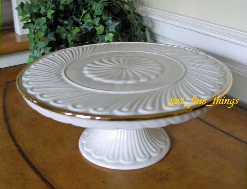 Lenox Housewarming Cake Plate