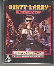 Dirty Larry Renegade Cop Atari Lynx