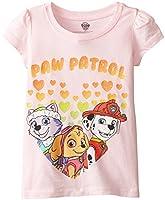 Nickelodeon Girls' Paw Patrol Hearts Sho...
