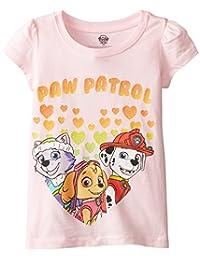 Paw Patrol  Girls' Short Sleeve T-Shirt