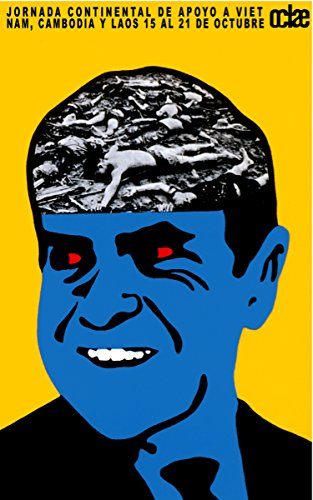 "16""x20"" Political poster printed on quality Paper.Richard Nixon.Vietnam War.cg816"