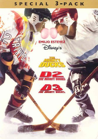 Mighty Ducks Box [DVD] [1994] [Region 1] [US Import] [NTSC]