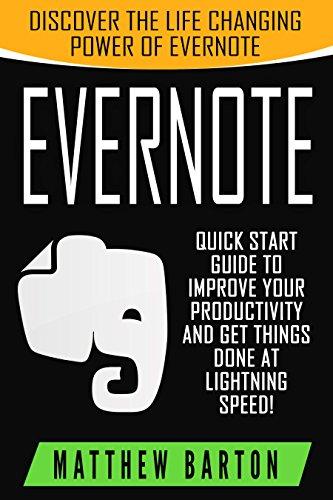 Evernote Evernote Productivity Lightning Management ebook product image