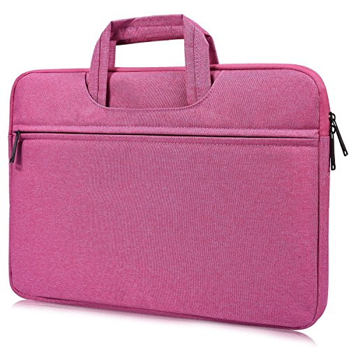 11.6-12.5 Inch Laptop Briefcase Handbag for Girls Women, Wat