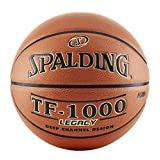 """Spalding TF-1000 Legacy Composite Indoor Basketball, Size 6/28.5"""""""