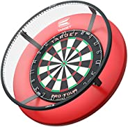 Target Darts Corona Vision Dartboard Lighting System, Black with White LEDs, Fits All Boards