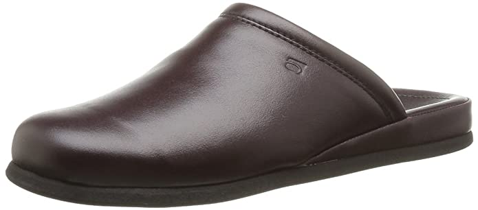 """NEW Rohde Men Leather Slippers from Germany - Model """"Windsor"""""""