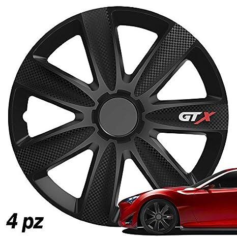 Tapacubos universales de 16 d-gear GTX Carbon