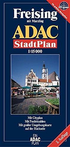ADAC Stadtplan Freising (ADAC Stadtpläne)