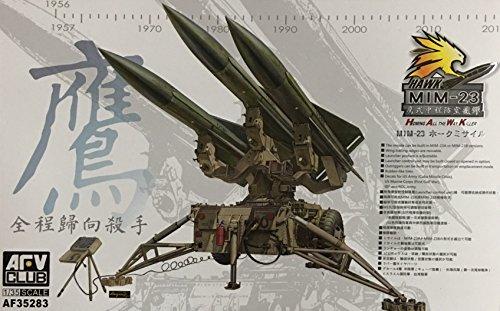 AFV Club AF35283Model Kit MIM/Hawk (Homing All The Way KILER