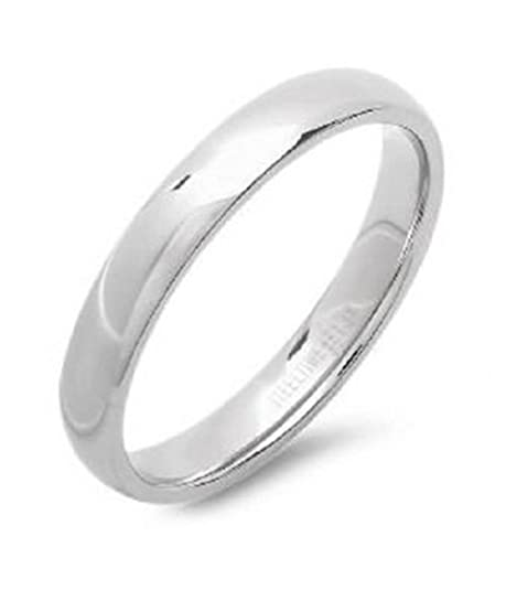 Yourjewellerybox - Anillo con detalle de anillo de matrimonio: Amazon.es: Joyería