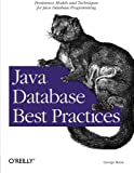Java Database Best Practices, Reese, George, 0596005229