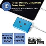 cheero Power Plus Danboard 10050mAh PD18W High