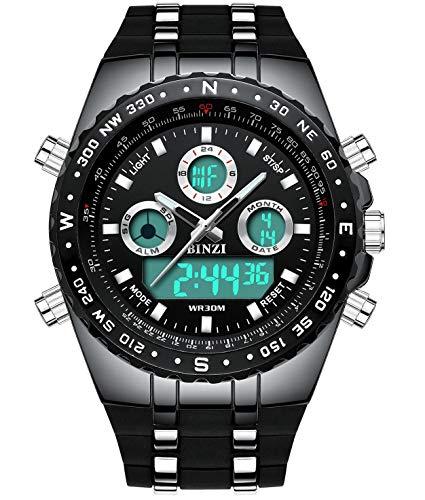 614db07c79cc Relojes Hombre Deportivo Binzi