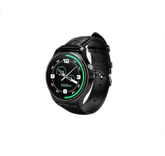 Reloj Inteligente Android 5.1 Sistema Smart Impermeable Reloj móvil Deportes al Aire Libre Podómetro Monitor de frecuencia cardíaca Internet Posicionamiento ...
