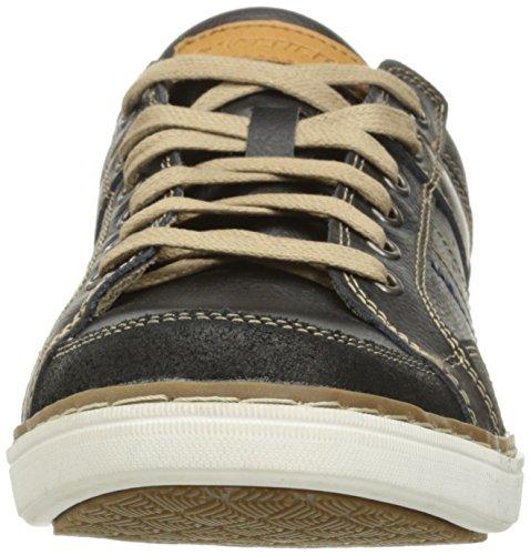 Skechers Lanson-Torben, Zapatillas de Entrenamiento para Hombre Negro (Black)