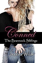 Conned (The Brannock Siblings Book 2)