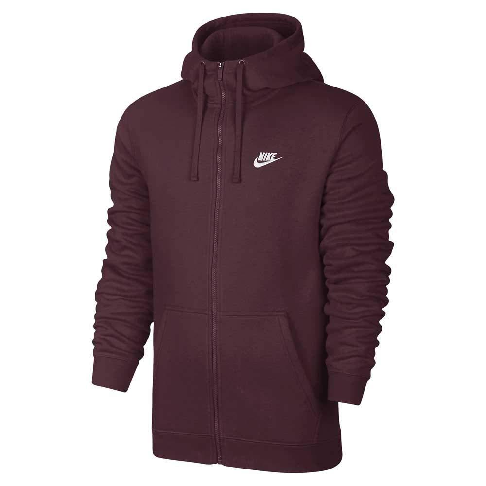 Nike Herren M NSW Club Fz Bb Sweatshirt B07KKNDNBC Kapuzenpullover Fashionista