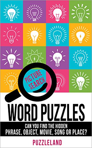 Riddles: Word Picture Search Puzzles: Can You Find