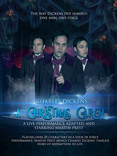 Charles Dickens' A Christmas Carol (Watch Carol Christmas 2019)