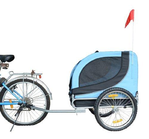 Carro para perros en bicicleta 1