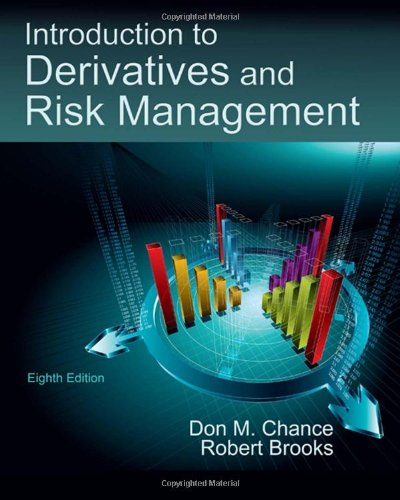 Introduction to Derivatives and Risk Management (with Stock-Trak Coupon) by South-Western College Pub