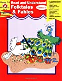Read and Understand Folktales and Fables, Grades 2-3, Evan-Moor, 1557997500