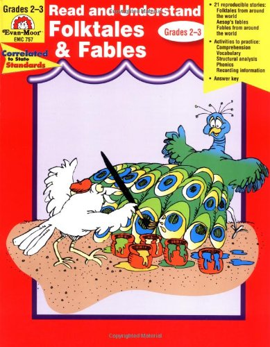 Read Understand Folktales Fables Evan product image