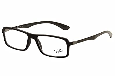 cbadb3e2af Amazon.com  Ray-Ban Men s RX8902 Eyeglasses Matte Black 52mm  Shoes