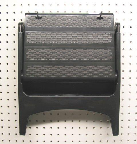 037063102105 - Adams Manufacturing 8530-02-3730 Quik-Fold Step Stool, Black carousel main 4