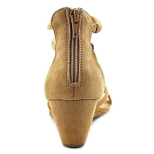American Rag Womens Calla Open Toe Casual Strappy Sandals Camel 8PSPRa