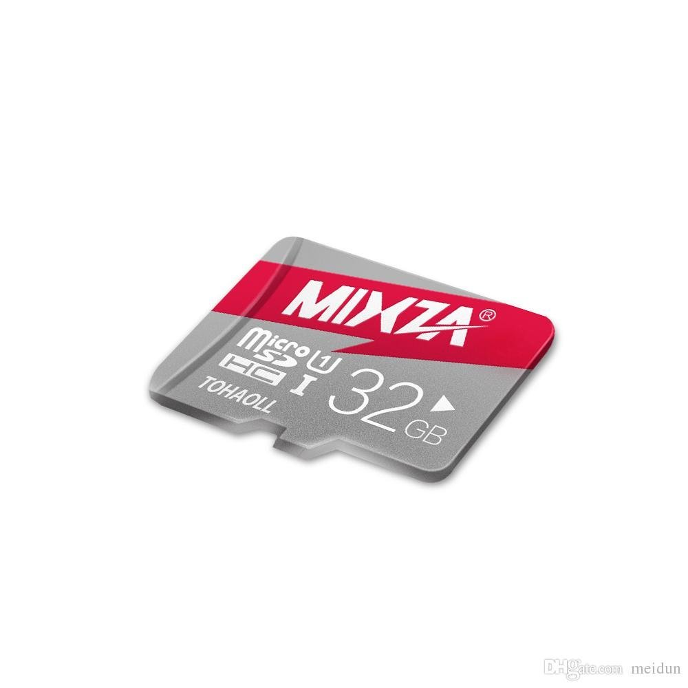Performance Grade 32MB Garmin Virb Elite MicroSDHC Card by MIXZA is Pro-Speed, Heat & Cold Resistant, and buitl for Lifetime of Constant Use! (UHS-I/3.0/Up to 750x)