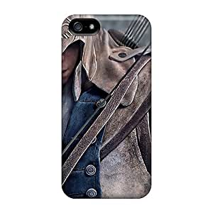 Premium Mft2395VJPV Case With Scratch-resistant/ Assassins Creed Iii 2012 Case Cover For Iphone 5/5s