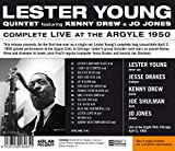 Complete Live at the Argyle 1950 Feat Kenny Drew