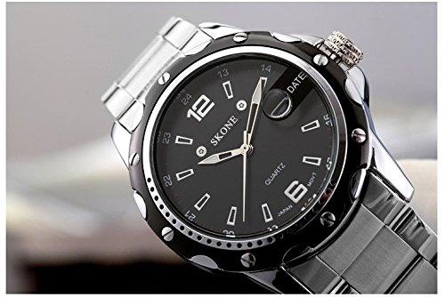 Amazon.com: Reloj Men Relogio Masculino 2018 Watches Men Luxury Brand Water Resistant 30m Military Quartz Watch RE0057: Everything Else