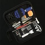 147 Pcs Watch Repair Tool Kit Professional Spring