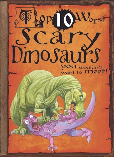 Scary Dinosaurs (Top 10 Worst)