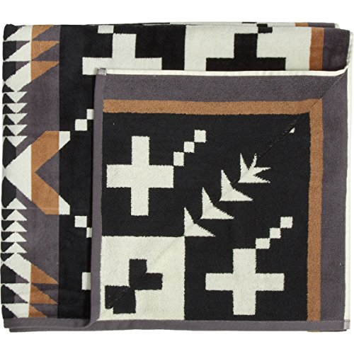 Pendleton Over-Sized Cotton Beach Towel, Spider Rock