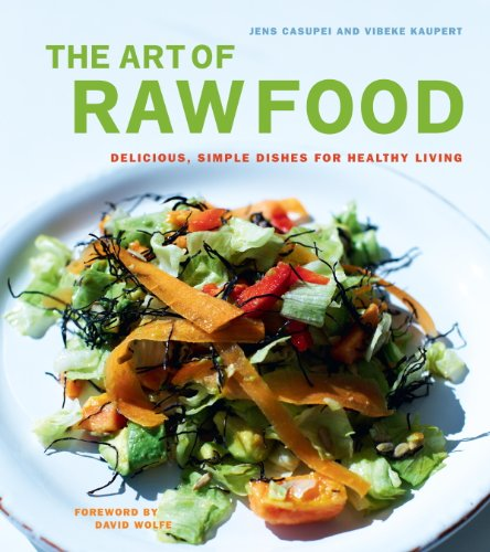 Cookbooks list the best selling raw cookbooks the art of raw food delicious simple dishes for healthy living forumfinder Gallery