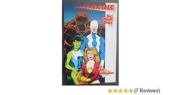 Elementals: Bill Willingham: 9780938965084: Amazon com: Books