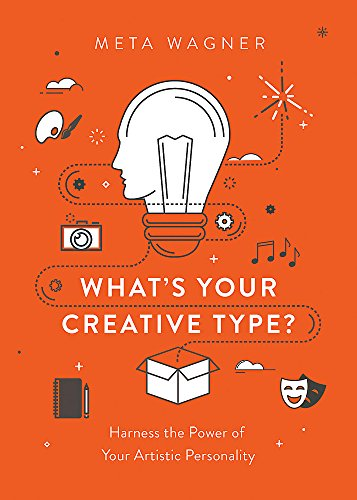 What's Your Creative Type?: Harness the Power of Your Artistic Personality (Harness Inserts)