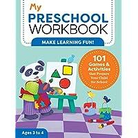 Brittany Lynch My Preschool Workbook